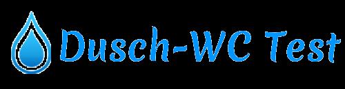 Dusch-WC Test